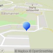 Karta Livsdansen Gustavsberg, Sverige