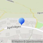 Karta XPQ Textbearbetning Gustavsberg, Sverige