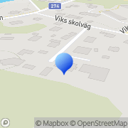 Karta Jan Snygg Consulting Värmdö, Sverige