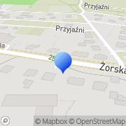 Mapa Godmax Rybnik, Polska