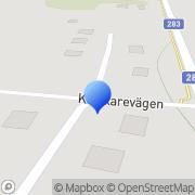 Karta Köksboden Norrtälje, Sverige