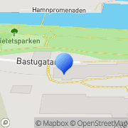 Karta BRF Gjutaren Norrtälje, Sverige