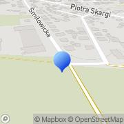 Mapa Express-Team Ruda Śląska, Polska