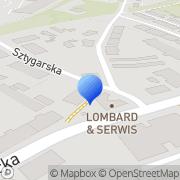 Mapa Dermis Świętochłowice, Polska