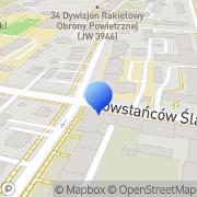 Mapa Spart s.c. Bytom, Polska