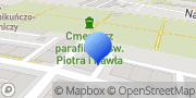 Mapa Kamieniarstwo Janusz Wolny Świętochłowice, Polska