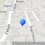 Mapa Silva-Top Świerklaniec, Polska