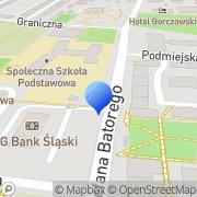 Mapa Agat Chorzów, Polska