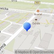 Mapa Pikos S.D. Ślusarstwo Katowice, Polska
