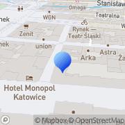 Mapa Chilli Katowice, Polska