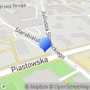 Mapa Radomski Jerzy. Instalatorstwo Bielsko-Biała, Polska