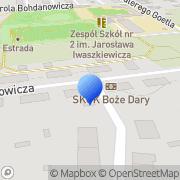 Mapa Murckowianka Katowice, Polska