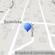 Mapa Gołąbek Zbigniew. Ślusarstwo Rybarzowice, Polska