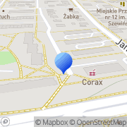 Mapa Lech-Art Częstochowa, Polska