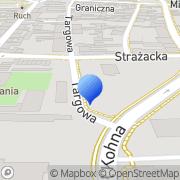 Mapa Pikar Częstochowa, Polska