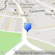 Mapa Gołek A., inż. Projektowanie Żywiec, Polska