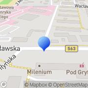 Mapa Triax Rypin, Polska