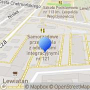 Mapa Extend Vision Sp. z o.o. Kraków, Polska