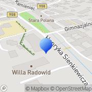 Mapa Demi s.c. Zakopane, Polska