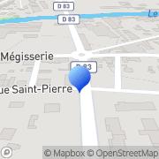 Carte de Etablissements Picarel S.A. Graulhet, France