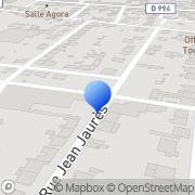 Carte de Entreprise Capraro et Compagnie S.A. Capdenac-Gare, France