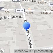 Carte de Docubase Systems S.A.R.L. Boulogne-Billancourt, France