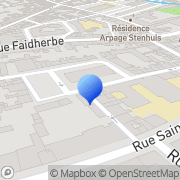 Carte de S.C.2.E. Saint-Omer, France