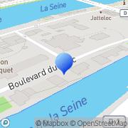 Carte de Beauzon et Compagnie S.A. Neuilly-sur-Seine, France