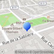 Carte de Dimafluid S.A. Asnières-sur-Seine, France
