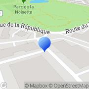 Carte de H.C.S. Misco S.A. Verrières-le-Buisson, France