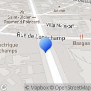 Carte de Carrefour S.A. Paris, France