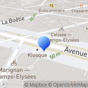 Carte de Cogeser SARL Paris, France