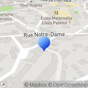 Carte de Etablissements Vamel Emile S.A. Saint-Brice-sous-Forêt, France