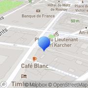 Carte de Compagnie Commerciale André S.A. Paris, France