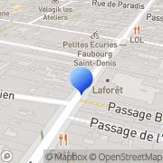 Carte de Force 13 S.A. Paris, France