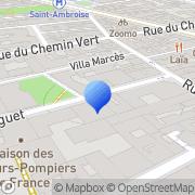 Carte de Cell S.A.R.L. Paris, France