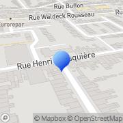 Carte de Entrepose E.M.S. S.A. Coudekerque-Branche, France