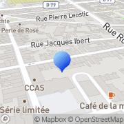 Carte de A.3.C. S.A.R.L. - Audit Comptabilité Commissariat aux Comptes Coudekerque-Branche, France