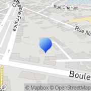 Carte de Graphi Compo S.A.R.L. Bourges, France