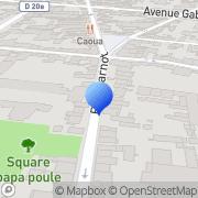 Carte de Huitre et Demi Montreuil, France