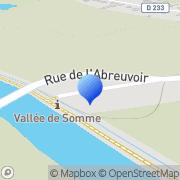 Carte de CAPSOM Coopérative Agricole Corbie, France