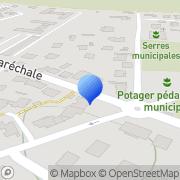 Carte de Alize S.A.R.L. Le Plessis-Trévise, France