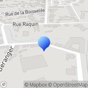 Carte de Etablissements Mon Jardin S.A. Montluçon, France