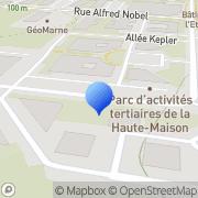 Carte de I.D.M. S.A. - Ingénierie Diffusion Multimédia Champs-sur-Marne, France