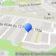 Carte de F.P.S. S.A. - France Protéines Services Noisiel, France