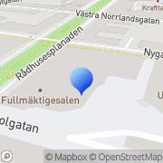 Karta Lärarförbundet Avd. Umeå Umeå, Sverige