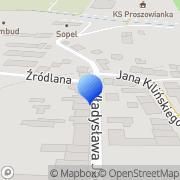 Mapa Sigma Proszowice, Polska