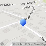 Mapa Delanex-Net Bochnia, Polska