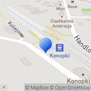 Mapa Q-El Konopki, Polska