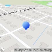 Mapa Pietrzak Teresa i Janusz. Budownictwo Ciechanów, Polska